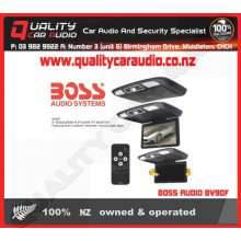 """BOSS AUDIO BV90F 9"""" Widescreen Monitor - Easy LayBy"""