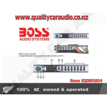 Boss AVA1204 7 Band Pre-amp Equalizer - Easy LayBy