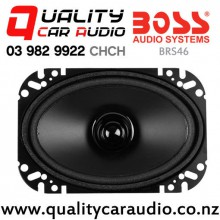 """BOSS BRS46 50W 4X6"""" Replacement Speaker (1 Speaker Only)"""