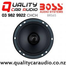 """BOSS BRS65 80W 6.5"""" Dual Cone Replacement Speaker with Easy Finance"""