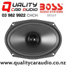 "BOSS BRS69 120W 6x9"" Dual Cone Replacement Speaker with Easy Finance"