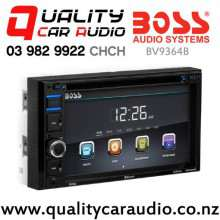 Boss BV9364B Bluetooth 80w x4 USB DVD AUX 2x Pre-outs Car Stereo with Easy Finance