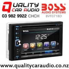Boss BV9371BD Bluetooth 80w x4 USB DVD AUX Nz Tuner 2x Pre-outs Detachable Car Stereo with Easy Finance