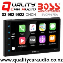 Boss BVCP9675A Apple CarPlay Android Auto Bluetooth USB AUX NZ Tuner 3x Pre Out Car Stereo with Easy Payments