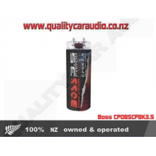Boss CP0BSCPBK3.5 Digital 3.5 Farad Voltage Capacitor - Easy LayBy