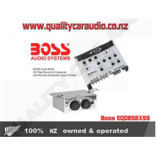 Boss EQ0BSBX55 2 / 3 Way XOVER REMOTE SUBWOOFE CONTROL - Easy LayBy