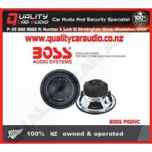 """BOSS P10DVC 1800W 10"""" 4-Ohm DVC Subwoofer - Easy LayBy"""