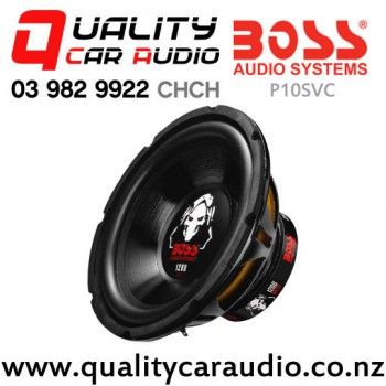 "Boss P10SVC 10"" 1200W (600W RMS) Singe 4 ohm Voice Coil Car Subwoofer with Easy Payments"