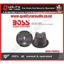 """BOSS P126DVC 2300W 12"""" 4-Ohm DVC Subwoofer - Easy LayBy"""