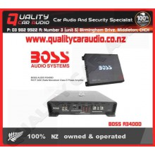 BOSS R3400D RIOT 3400W Monoblock Class D Amplifier - Easy LayBy