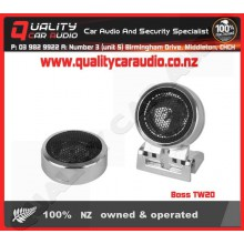Boss TW20 Micro-Dome Tweeter Chrome - Easy LayBy