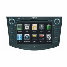 "Adayo CE6603 for Toyota RAV4 7"" Navigation Bluetooth DVD USB AUX IPod NZ Tuners with Easy Layby"