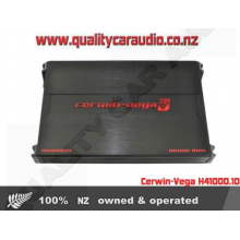 Cerwin Vega AM0CV41000.1D 1100W Monoblock Amplifie - Easy LayBy