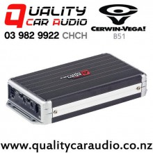 Cerwin Vega B51 1000W (500W RMS) Mono Channel Class D Car Amplifier with Easy Finance