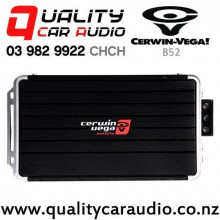Cerwin Vega B52 1000W (500W RMS) 2 Channel Class D Car Amplifier with Easy Finance