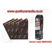 Cerwin Vega CDK Vega Bassmat Door kit black - Easy LayBy