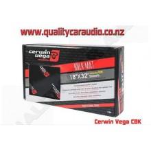 Cerwin Vega CBK Vega Bassmat bulk kit black - Easy LayBy