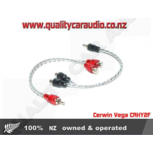 Cerwin Vega CRHY2F Y-Adapter Hed 1M/2F - Easy LayBy
