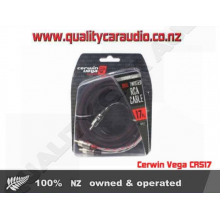 Cerwin Vega CRS17 Stroker Series Dual Twisted RCA - Easy LayBy
