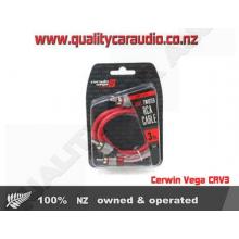 Cerwin Vega CRV3 Vega Series Dual Twisted RCA 3ft