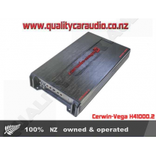 Cerwin-Vega H41000.2 1100W 2 Channel Amplifier - Easy LayBy