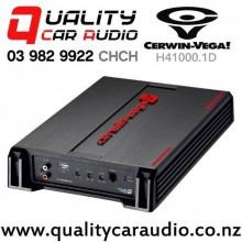 Cerwin-Vega H41000.1D 1100W Mono Channel Class D Car Amplifier with Easy Finance