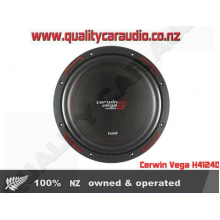 "Cerwin Vega H4124D 12"" 250W Dual 4 Ohm Subwoofer - Easy LayBy"