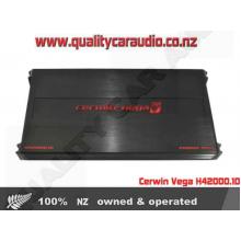 Cerwin Vega H42000.1D 2000W Monoblock Amplifier - Easy LayBy