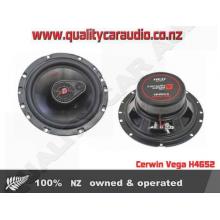 "Cerwin Vega H4652 6.5"" 300W 2 Way Car Speakers - Easy LayBy"