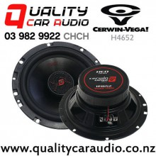 """Cerwin Vega H4652 6.5"""" 300W (50W RMS) 2 Way Coaxial Car Speakers (pair) with Easy Finance"""