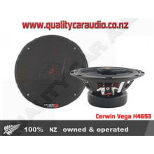 """Cerwin Vega H4653 6.5"""" 320W 2 Way Coaxial Car Speakers - Easy LayBy"""