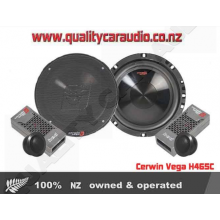"""Cerwin Vega H465C 6.5"""" 300W Component Car Speakers - Easy LayBy"""