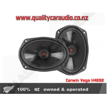 """Cerwin Vega H4692 6""""x9"""" 400W 2 Way Coaxial Car Speakers - Easy LayBy"""