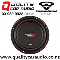 """Cerwin Vega H7124S 12"""" 1000W (200W RMS) Single 4 ohm Voice Coil Car Subwoofer with Easy Payments"""
