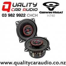 """Cerwin Vega H740 4"""" 275W (40W RMS) 2 Way Coaxial Car Speakers (pair) with Easy Finance"""