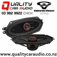 """Cerwin Vega H7410 4x10"""" 200W (50W RMS) 2 Way Coaxial Car Speakers (pair) with Easy Finance"""