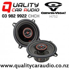 """Cerwin Vega H752 5.25"""" 300W (35W RMS) 2 Way Coaxial Car Speakers (pair) with Easy Finance"""