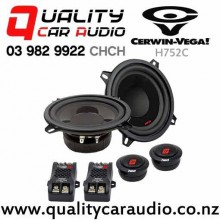 "Cerwin Vega H752C 5.25"" 360W (50W RMS) 2 Way Component Car Speakers (pair) with Easy Finance"