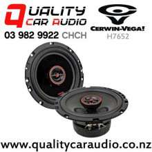 """Cerwin Vega H7652 6.5"""" 320W (50W RMS) 2 Way Coaxial Car Speakers (pair) with Easy Finance"""