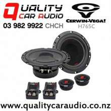 """Cerwin Vega H765C 6.5"""" 400W (50W RMS) 2 Way Component Car Speakers (pair) with Easy Finance"""