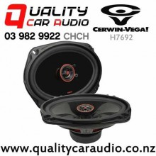 """Cerwin Vega H7692 6x9"""" 400W (55W RMS) 2 Way Coaxial Car Speakers with Easy Finance"""