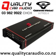 Cerwin Vega H7900.4 900W 4 Channel Class AB Car Amplifier Easy Payments