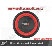 "Cerwin Vega V124D 12"" 900W Dual 4 Ohm Subwoofer - Easy LayBy"