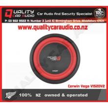 """Cerwin Vega V152DV2 15"""" 1500W Dual Subwoofer - Easy LayBy"""