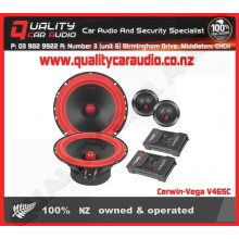 """Cerwin-Vega V465C 6.5"""" 400W 2 Ways Component Speakers with Easy LayBy"""
