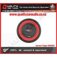 "Cerwin Vega V84DV2 Mobile Series 8"" 750w Max Woofe - Easy LayBy"