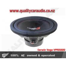 "Cerwin Vega VPRO122D 12"" 1500W  Vega Dual 2 Ohm Sub - Easy LayBy"