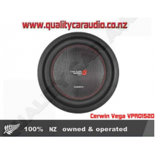 "Cerwin Vega VPRO152D 15"" 1800W Dual 2 Ohm Subwoofer - Easy LayBy"