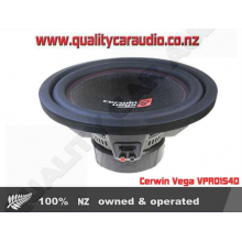 "Cerwin Vega VPRO154D 15"" 1800W Dual 4 Ohm Subwoofer - Easy LayBy"
