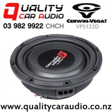 "Cerwin Vega VPS122D 12"" 600W (300W RMS) Dual 2 ohm Voice Coil Car Subwoofer with Easy Payments"
